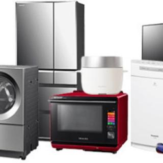 家庭用電化製品配送の画像