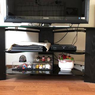 ブラック テレビボード テレビ台