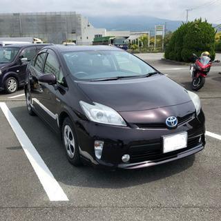 【超美車】プリウス 実走行27,000キロ!車検あり!!