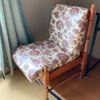 堺市南区 昭和レトロ ビンテージ ソファ 座椅子 ヴィンテージ