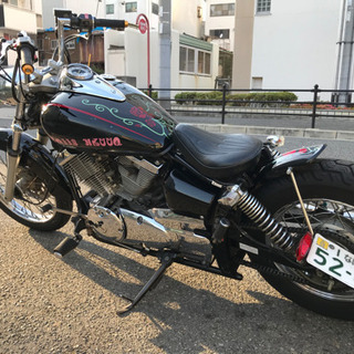 ドラスタ DS250 アメリカン キティちゃん  関西 大阪より