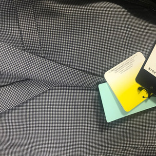 新品スーツタグ付き 洋服の青山 y7  ②値下げ最終価格