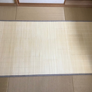 ニトリ☆竹シーツ