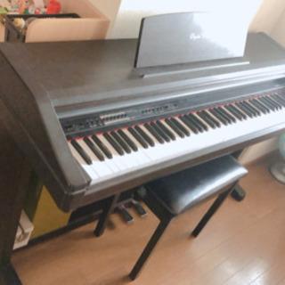 【限定特価】25万→2千円!KAWAI 電子ピアノPS-3…
