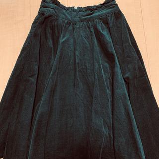 オリーブデオリーブ スカート 緑