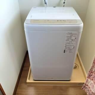 洗濯機 パナソニック5キロ