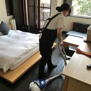 日払い可!館内清掃、客室清掃急募!