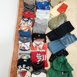 キッズ子供服等 男の子 30点まとめ売り サイズ100