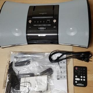 DK-A1-B(ブラック) ドッキングオーディオシステム