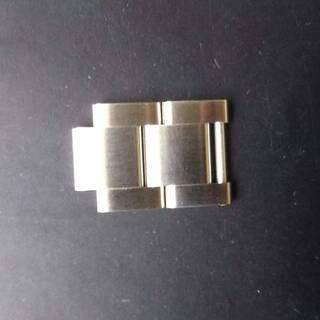 ★スイス製高級腕時計ブレスレットのコマ(2個、ピン2本付き)★
