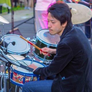 【体験レッスン】楽しく気軽に柔軟なドラムレッスン