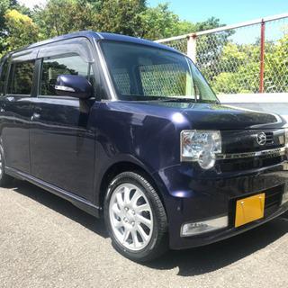 平成20年 ムーヴ コンテ カスタム RS L575S パープル...