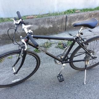 値下げしました!自転車売ります 700C クロスバイク