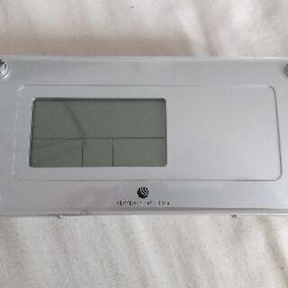 idea電波時計