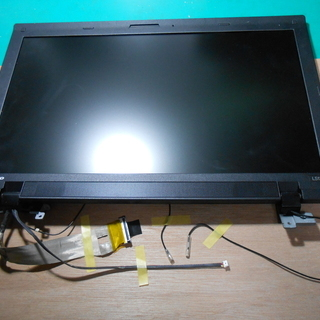 液晶のみ Lenovo Thinkpad Edge L512 解...