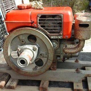 ディーゼルエンジン ヤンマー NS 40 コンパクトサイズ…