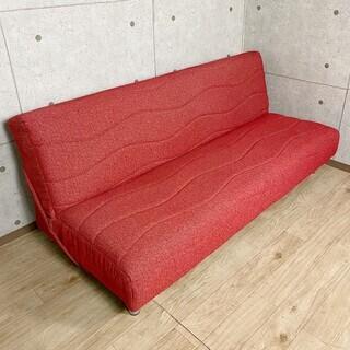 2*38 美品★スイミーBC-01 フランスベッド ソファベッド...