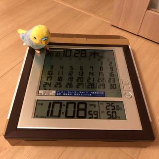 SEIKO 電波時計【壁掛け】【置き型】