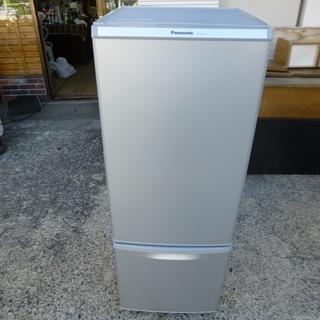 Panasonic パナソニック 2ドア冷蔵庫 NR-B177W...
