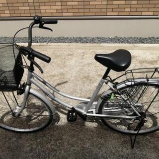 ママチャリ・自転車(26インチ)