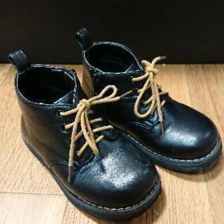 子ども靴 18cm 中古