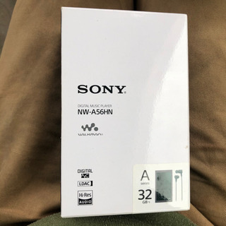 SONY ウォークマン NW-A56 32GB