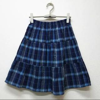 ユニクロ スカート  Mサイズ ウエストゴム