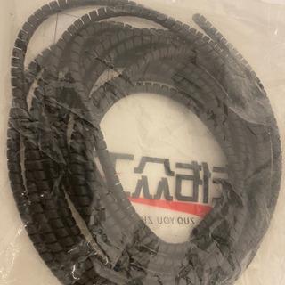 【新品】収納チューブ ケーブル隠し 3個セット