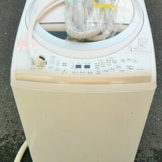 ☆東芝 TOSHIBA AW-8V2M 8.0kg 乾燥機能付全...