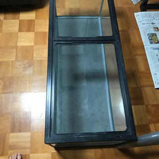 120センチ 水槽 ガラス