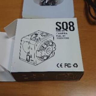 ※値下げしました※超小型カメラ SQ8 FULL HD 1920...
