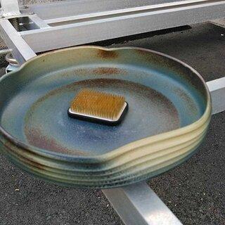 生け花 鉢 皿 剣山