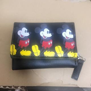 ミッキー ミニ財布
