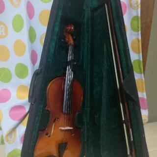 バイオリンン YAYUN 大人用 ケース 弓 松脂 セット