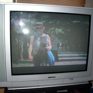 BS内蔵・D端子搭載 ハイビジョン 29型ブラウン管テレビ