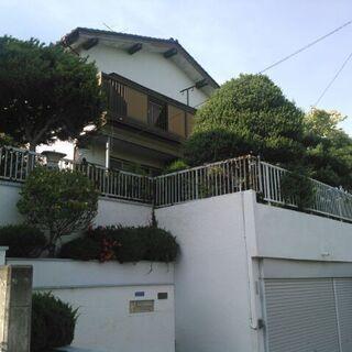 【広々6DK】【専用庭のある家】【高台につき陽当たり・風通し良好】