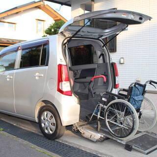 福祉車両リース(軽自動車:スローパー)一日500円からお貸しします。