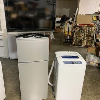 一人暮らし家電3点セット! 32型液晶テレビ 4.2kg 洗濯機...