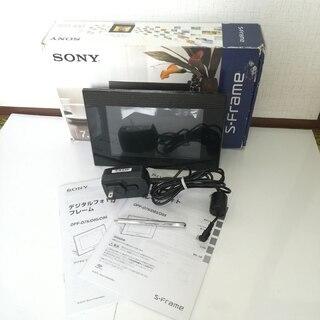 ☆SONY デジタルフォトフレーム 新品 DPF-D75