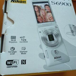 ニコンデジタルカメラ