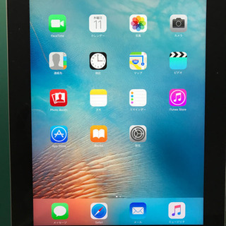iPad第3世代WiFi+cellular 64GB ブラック 値下げ