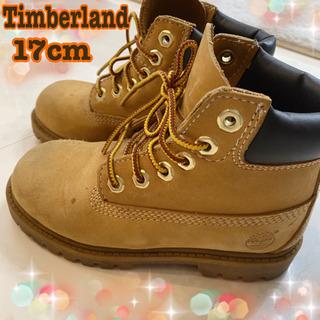 格安!! 17cm ティンバーランド Timberland ブーツ