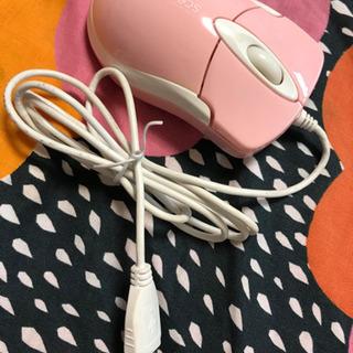 中古 購入3300円 マウス ピンク