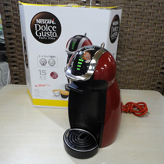 ネスカフェ ドルチェグスト 2014年製 コーヒーマシン MD9...