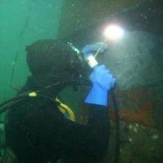 潜水士及び潜水士見習い一般作業員