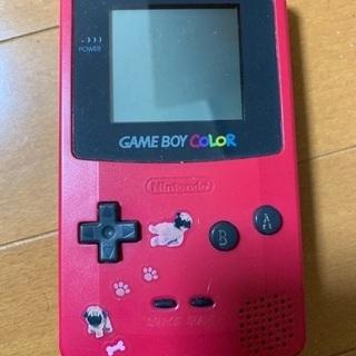 値下げ! ゲームボーイカラー ピンク ソフト/ドラゴンクエスト