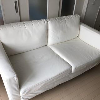 IKEA イケア KARLSTAD カルルスタード 2人掛けコン...