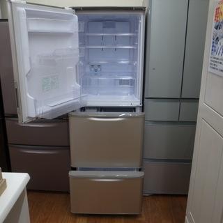シャープ350L冷蔵庫 SJ-W352D-N 2018年製【モノ市場東浦店】41 - 知多郡