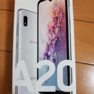 Galaxy A20 新品