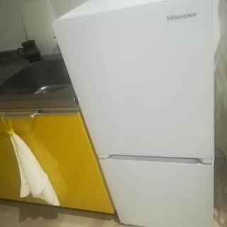 冷蔵庫&テーブル&椅子&セルフユニット